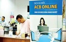 ACB giảm 30% phí chuyển tiền trực tuyến
