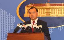 Việt Nam phản đối Phó Chủ tịch Quân ủy Trung Quốc ra đá Chữ Thập