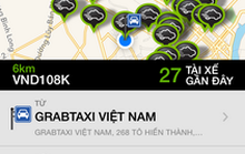 Giảm giá taxi với GrabTaxi