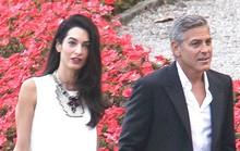 """George Clooney làm mọi cách để được """"cưới kín"""""""