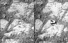 """NASA bị kiện vì hòn đá """"ma"""" trên sao Hỏa"""