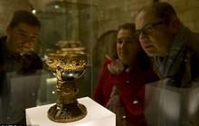 Chén Thánh huyền thoại xuất hiện ở Tây Ban Nha