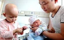 Mẹ sinh thêm em bé để cứu con gái ung thư