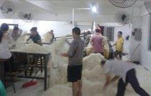 Hãi hùng bún gạo bàn chân thối ở Trung Quốc