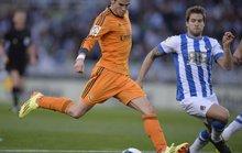 Real Sociedad – Real Madrid 0-4: Gareth Bale lại lập siêu phẩm