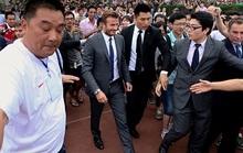 David Beckham đi bar ở Hà Nội