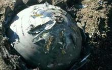 Ba quả cầu lửa khổng lồ rơi ở Trung Quốc