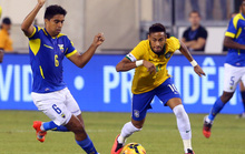 "Brazil - Ecuador 1-0: ""Samba"" vẫn phụ thuộc Neymar"