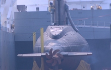 Cận cảnh tàu ngầm Kilo TP Hồ Chí Minh