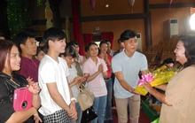 NSND Kim Cương trò chuyện về nghề với nghệ sĩ trẻ