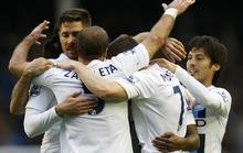Hạ Everton tại Goodison Park, Man City lên ngôi đầu bảng