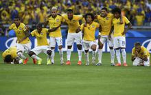 Xem đá 11 m, CĐV Brazil chết vì lên máu