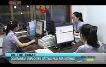 Trung Quốc sa thải 100.000 công chức ma