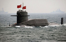 Tàu ngầm Trung Quốc sắp có tên lửa hạt nhân tầm xa