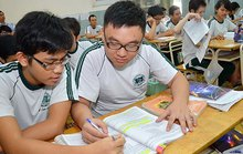 THI TỐT NGHIỆP THPT: Cẩn trọng với buổi thi gồm 2 môn