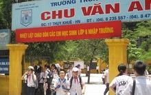 Hà Nội: Dồn lớp để giải quyết chỗ học cho học sinh