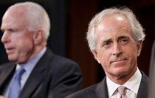 TNS McCain: ông Obama bị ông Putin dắt mũi