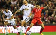 Balotelli khai hỏa, Liverpool đánh bại Swansea phút bù giờ