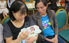 Mổ lấy thai 35 tuần cứu mẹ con sản phụ nguy kịch vì cúm A