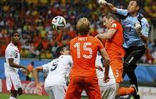 Hạ Costa Rica, Hà Lan vào bán kết, gặp Argentina