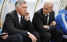 Zidane bất ngờ rời Real Madrid