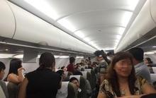 2 bà, 1 ông đánh nhau trên máy bay Vietnam Airlines