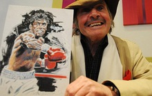 Sao thể thao qua nét cọ họa sĩ trứ danh Paul Trevillion