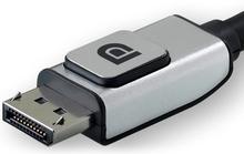 DisplayPort 1.3 tốc độ 32,4 Gbps, hỗ trợ 5K