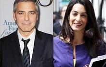 George Clooney đăng ký kết hôn cùng Amal Alamuddin