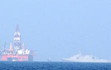 Nhiều tàu quân sự Trung Quốc thả trôi quanh khu vực giàn khoan 981