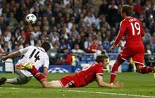 Bayern Munich áp đảo Real Madrid về mọi thứ, trừ bàn thắng