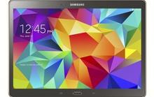 Galaxy Tab S siêu mỏng ra mắt với cảm biến vân tay