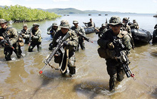 Philippines nâng cấp căn cứ quân sự chống chọi Trung Quốc