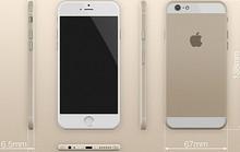 Cả hai bản iPhone 6 có logo phát sáng đều có mặt trong năm nay