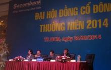 Nhiều cổ đông Sacombank không muốn sáp nhập NH Phương Nam