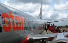 Jetstar thay đổi lịch trình vì… chim va vào máy bay