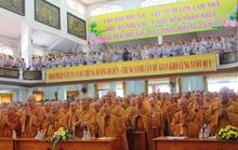 Tăng ni, phật tử TP HCM cầu nguyện hòa bình cho biển Đông