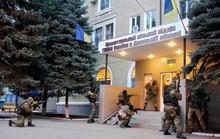 Ukraine bắt đầu chiến dịch chống khủng bố