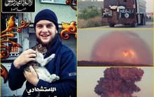 Sát thủ đánh bom người Mỹ đầu tiên ở Syria