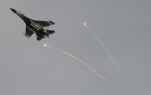 Ukraine dội hơn 150 tên lửa xuống miền Đông