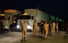 Ukraine: Có tên lửa S-300 trong xe cứu trợ Nga