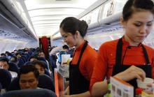 Jetstar Pacific cho khách ngồi ghế hạng thương gia