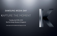 Galaxy S5 Zoom là Galaxy K, ra mắt 29-4