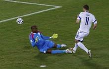 Dzeko bị tước bàn thắng, Bosnia thua đau Nigeria
