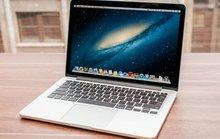 Apple làm mới MacBook Pro Retina, giữ nguyên giá
