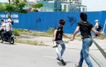 Ngăn chặn 40 thanh niên hỗn chiến với đồ chơi nguy hiểm