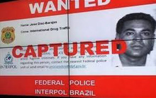 Đến Brazil xem World Cup, trùm ma túy Mexico bị tóm