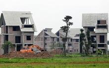 Cận cảnh biệt thự rẻ hơn chung cư ở Hà Nội