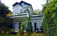 Ngỡ ngàng với ngôi biệt thự tự thiết kế ở Sài Gòn