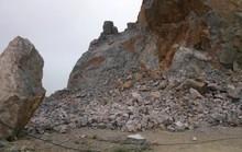 Mỏ đá sập, 2 công nhân tử nạn